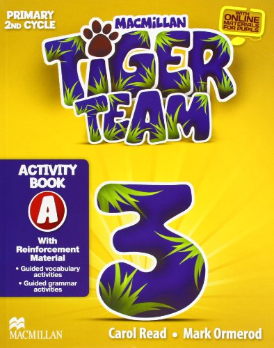 9780230431041: TIGER 3 Act A Pack
