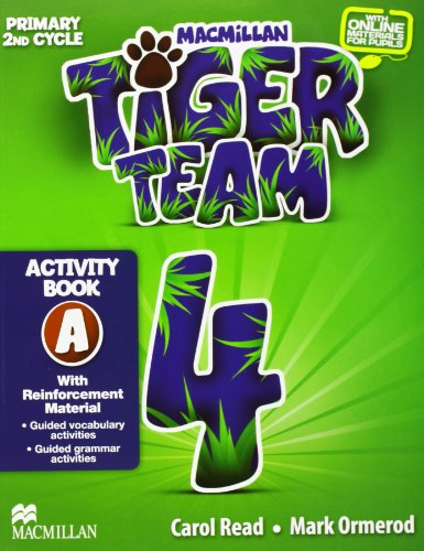 9780230431188: TIGER 4 ACTIVITY (A) PACK 2013