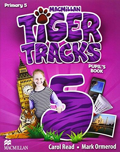 9780230431300: TIGER 5 PUPILS BOOK ED.2014