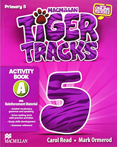 9780230431331: TIGER (5) WB (A) PACK (2014/MHELT)