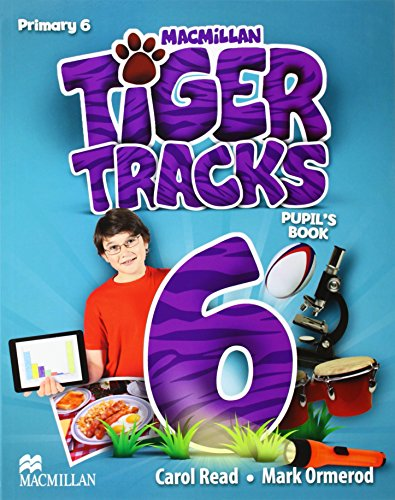 Resultado de imagen de TIGER tracks collection macmillan