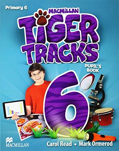 Resultado de imagen de TIGER tracks collection macmillan