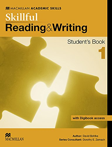 9780230431928: Skillful -Reading and Writing Student's Book and Digibook Level 1