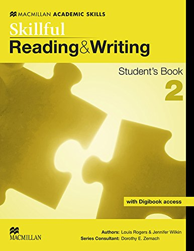 9780230431942: Skillful Reading and Writing Student's Book + Digibook Level