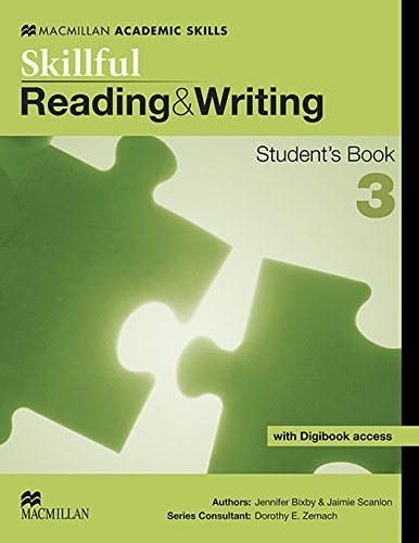 9780230431966: Skillful Reading and Writing Student's Book + Digibook Level 3 (Skillful Upper Level 3)