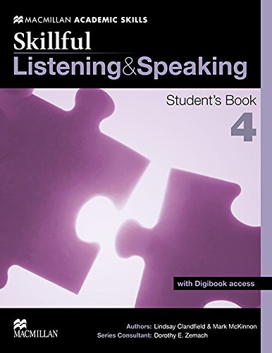 9780230431973: Skillful Listening and Speaking Student's Book + Digibook Le