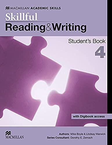 9780230431980: SKILLFUL 4 Reading & Writing Sb Pk