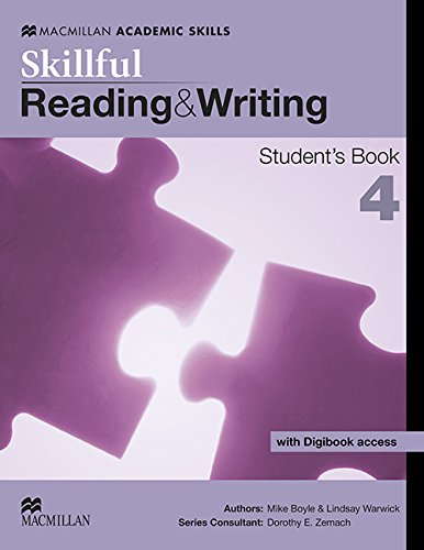 9780230431980: Skillful - Reading and Writing - Level 4 Student Book & Digibook