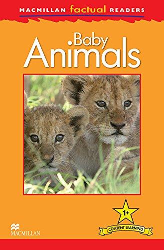 9780230432031: Macmillan Factual Readers - Baby Animals - Level 1