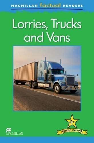 9780230432130: Mac Fac Re Lorries Trucks and Van (MacMillan Factual Readers)