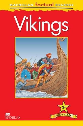 9780230432215: Macmillan Factual Readers Level 3+: Vikings