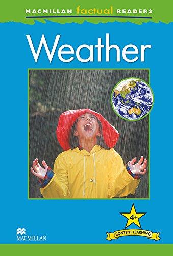 9780230432291: MacMillan Factual Readers: Weather