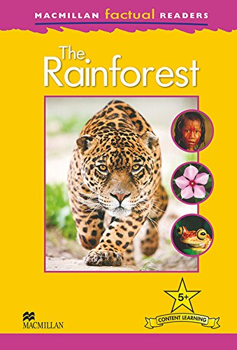 9780230432321: Macmillan Factual Readers: The Rainforest