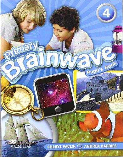 9780230433106: BRAINWAVE 4 Pb