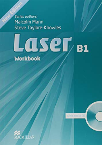 9780230433540: Laser Workbook (- Key) + CD Pack Level B1