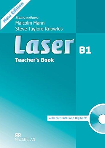 Laser Teacher Book Pack Level B1 +: Malcolm Mann; Steve