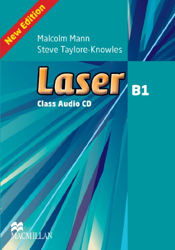 9780230433618: Laser Class Audio CD Level B1