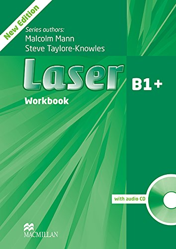 9780230433694: Laser B1+ Workbook without Key and CD Pack Third Edition (Laser 3rd Edition B1)