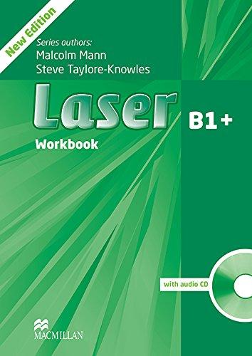 9780230433694: Laser Workbook (- Key) + CD Pack Level B1+