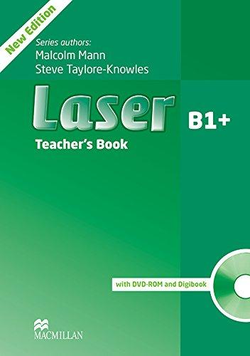 9780230433755: Laser Teacher's Book Pack Level B1+