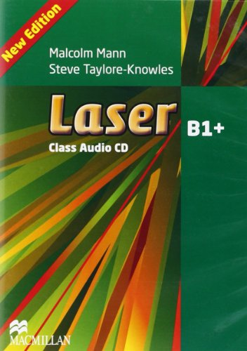 9780230433762: Laser Class Audio CD Level B1+ (Laser 3rd Edition B1)