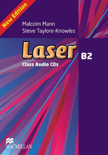 9780230433915: Laser Class Audio CD Level B2 3rd edition