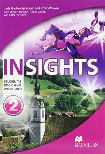 9780230434080: Insights - Beginner to Elementary Student Book and Workbook - Level 2 - A1+