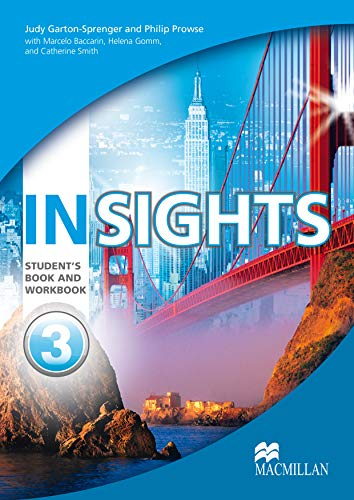 9780230434141: Insights 3 Student's Book and Workbook