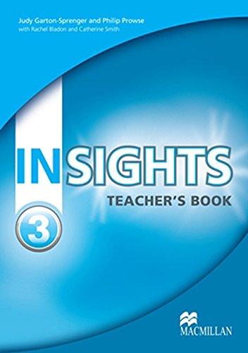 9780230434165: Insights Teacher s Book Pack Level 3