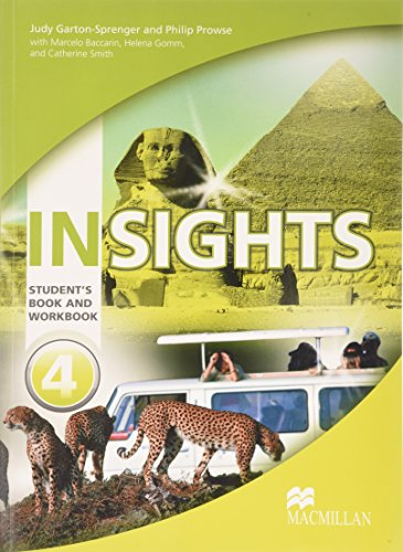 9780230434202: Insights - Elementary to Intermediate Student Book and Workbook - Level 4 - A2+