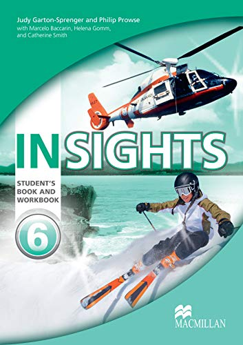 9780230434325: Insights Level 6 Student's Book and Workbook
