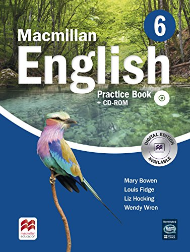 9780230434615: Macmillan English 6 Practice Book with CD-ROM
