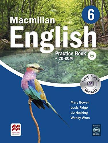 9780230434615: Macmillan English 6 Practice Book with CD-ROM