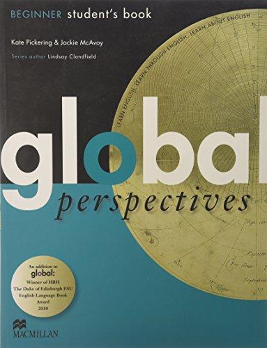 9780230435322: Global Perspectives Beginner Student