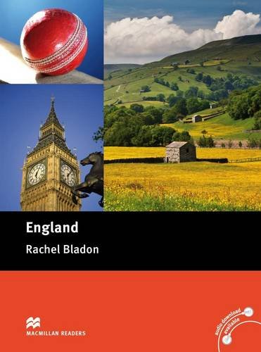 9780230436374: Macmillan Cultural Readers: England without CD Pre-intermedi (Macmillan Readers)