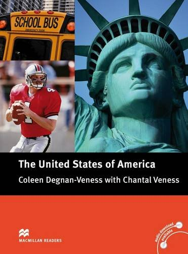 9780230436381: Macmillan Cultural Readers - The United States of America (Macmillan Readers Preintermedi)