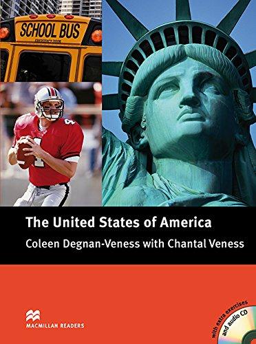 9780230436411: MacMillan Readers the United States of America Pre Intermediate Pack (MacMillan Cultural Readers. Pre-Intermediate Level)