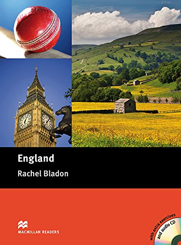 9780230436428: MR (P) England Pk (Macmillan Readers 2013)