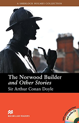 9780230436466: The Norwood Builder and Other Stories ( Sherlock Holmes ) ( Paperback with audio CD )