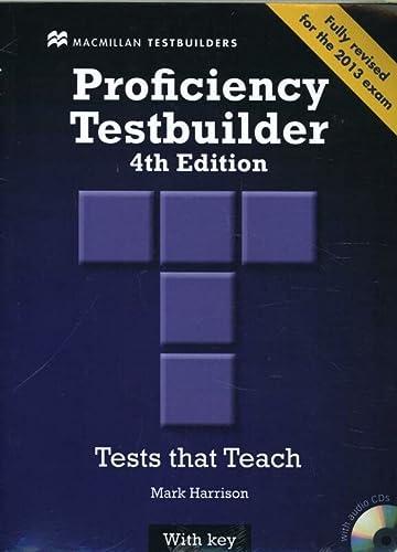 9780230436923: New Proficiency Testbuilder Student Book + Key Pack