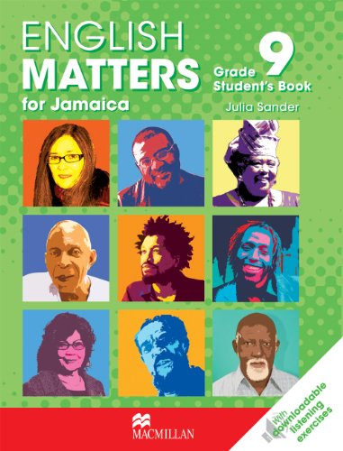 9780230437661: English Matters for Jamaica: Student's Book Grade 9