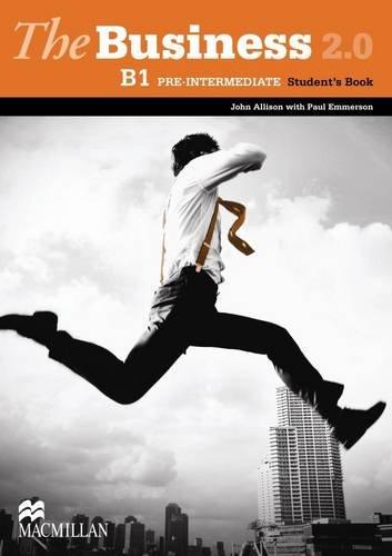 9780230437807: The Business 2.0 B1 Pre-Intermediate Student's Book Workbook