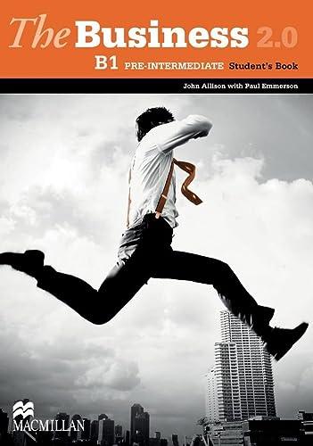 9780230437814: The business 2.0 pre-intermediate. Student's book-Workbook. Con e-book. Con espansione online. per le Scuole superiori