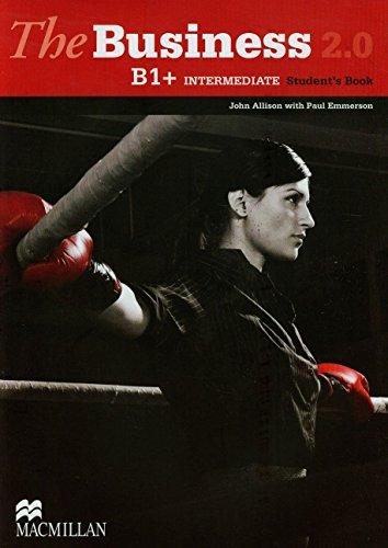 9780230437883: The Business 2.0 B1+ Intermediate Student's Book