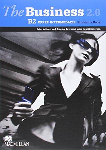 9780230437968: The Business 2.0 B2 Upper Intermediate Student Book
