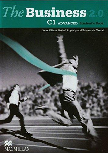 The Business 2.0 Advanced Level Student's Book: Frances Watkins, Antoinette