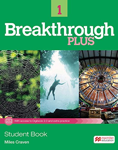 9780230438132: Breakthrough Plus Student's Book + Digibook Pack Level 1