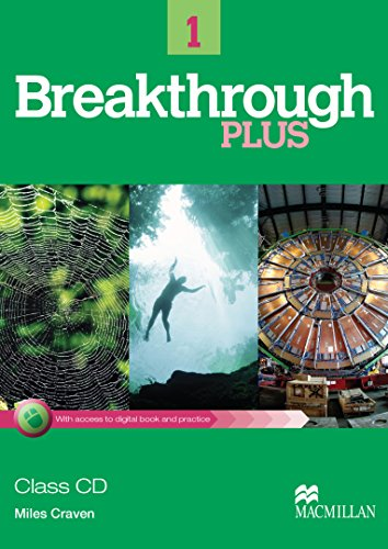 9780230438163: Breakthrough Plus Class Audio Level 1