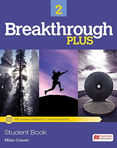 9780230438200: Breakthrough Plus Student's Book + Digibook Pack Level 2