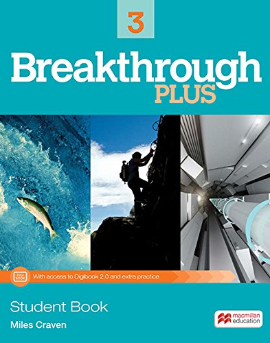 9780230438262: Breakthrough Plus Student's Book + Digibook Pack Level 3